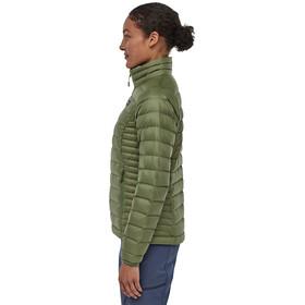 Patagonia Down Sweater Women camp green